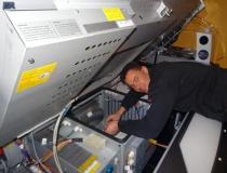 Solariummontage und Reparatur