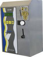 Ittermann Eco Mpünzer mit Chipkarten