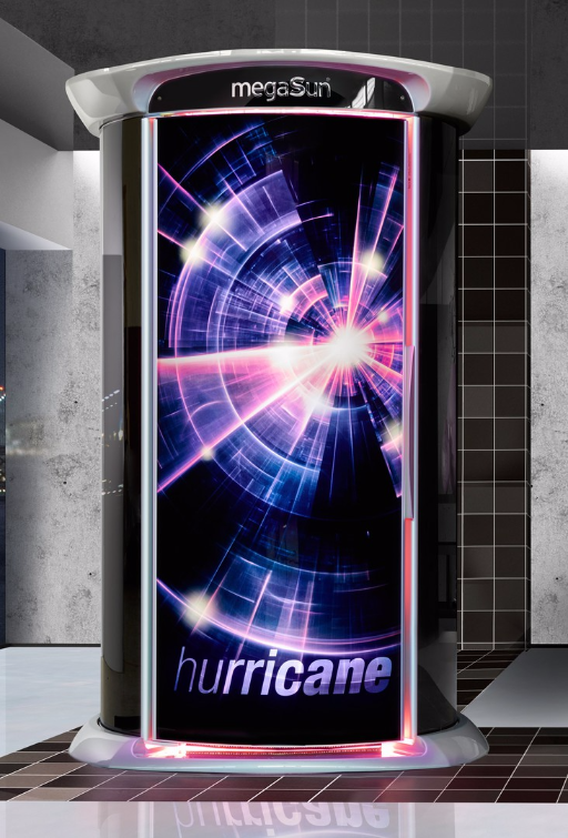 megaSun Tower hurricane