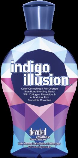 INDIGO ILLUSION - Devoted Creations - Bräunungslotion