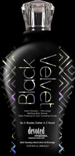 Black Velvet - Devoted Creations - Bräunungsbeschleuniger