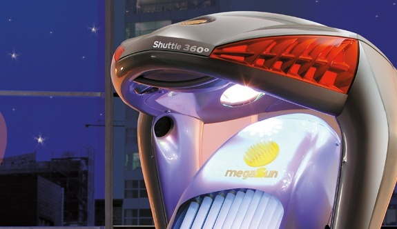 megaSun Shuttle 360° - Teilansicht -