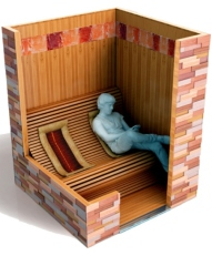 Dr. kern Infrarotkabine Lounge
