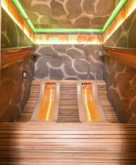 Relax Lounge Rotlichkabine