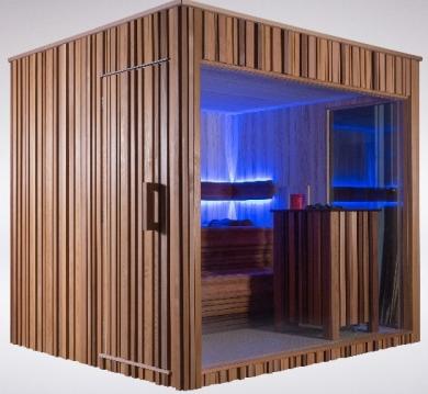 Sauna , individuell gestaltbar