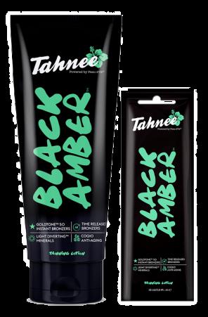 Black Amber Solariumkosmetik von Tahnee