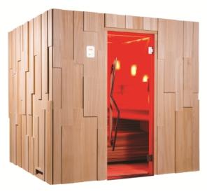 Dr. Kern Sauna Premium XL für 4 Personen