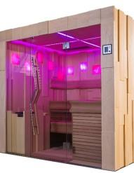 Sauna für gewerblich und privat
