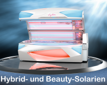 Hybrid- und Beauty-Solarien