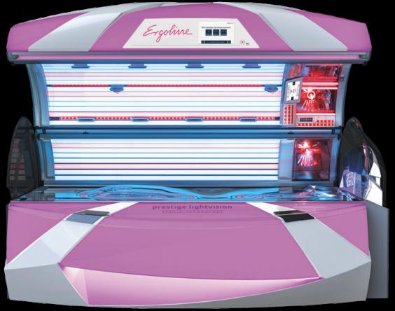 Ergoline Prestige LightVision Solarium