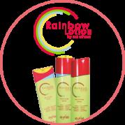 Rainbow Lotion- Rainbow-Kosmetik-Pflegeserie-
