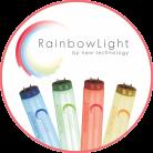 RainbowLight - Regenbogen Solariumröhren, Rainbow Solariumröhren,