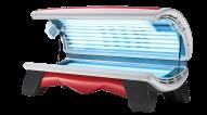 Hapro ProLine Lounge Red 28/1C Solarium
