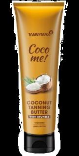 Coconut Tanning Butter mit Bronzer Choco me von Tannymaxx