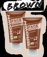 Gesichtsbräungungslotion Face von Tannymaxx aus der Brown Serie