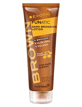 Brown Exotic Funatic - Bräunungslotion von Tannymaxx