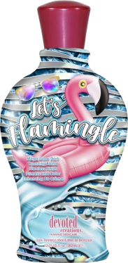 LET´S FLAMINGLE - Bräunungslotion von Devoted Creations