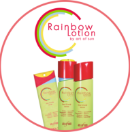 Rainbow Lotion - Face & Body - Bräunungslotion