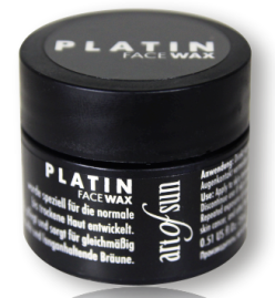 Platin Face Wax von Art of Sun Solariumkosmetik