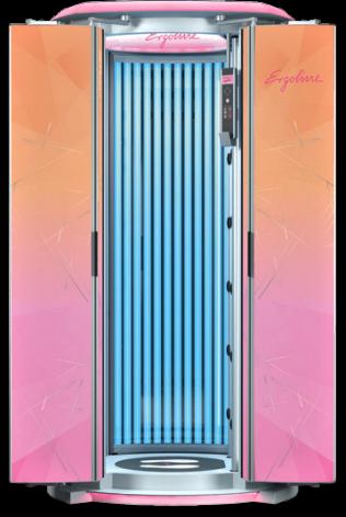Sunrise 6200 Sonnensdusche von Ergoline