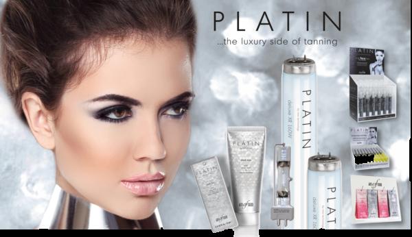 Platin - Solariumkosmetik