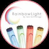 RainbowLight- Regenbogen-Solariumröhren