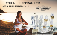 Hochdruckstrahler - Gesichtsbrenner für Solarien