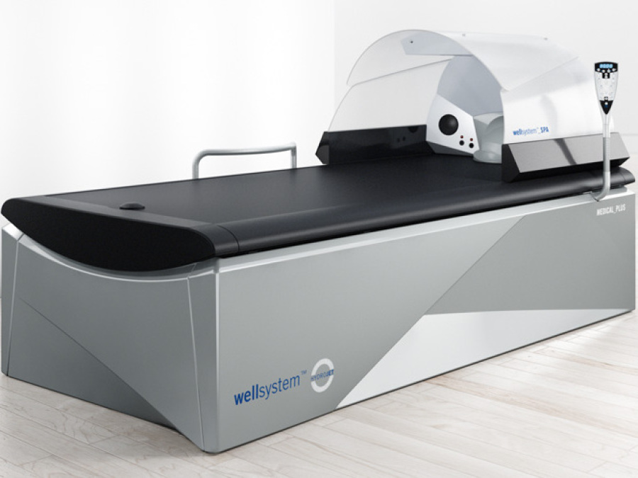 Wellsystem Relax Easy mit Wellsystem SPA