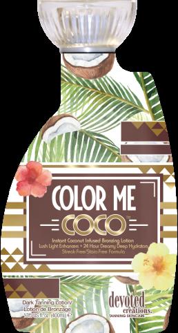 Color Me Coco Bräunungslotion Devoted Color