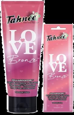 Love Bronze Bräunungslotion von Tahnee