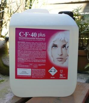 Flächendesinfektions Konzentrat 5 Liter Kanister
