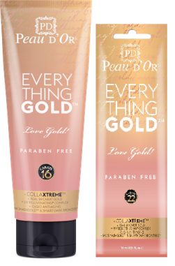 Everything Gold Bräunungslotion von Peau d`Or