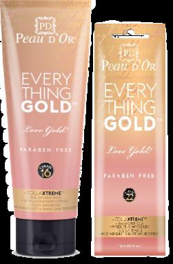 Everything Gold Bräunungslotion von Peau d`Or