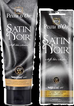 Satin Noir Bräunungslotion von Peau d`Or