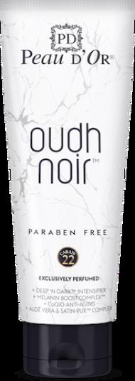 Oudh Noir Bräunungslotion von Peau d`Or