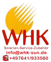 W & H Klaus GmbH , WHK, Solarien, Saunen,Zubehör